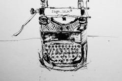 ingeink typewriter